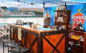 Mobilní bar, barový catering