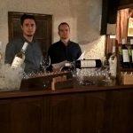 Firma Bosch a degustace moravských vín v anglickém jazyce