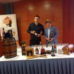 Degustace rumu v Clarion Congress Hotel Prague