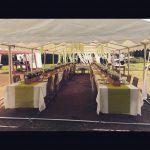 Koktejlový bar na svatbě