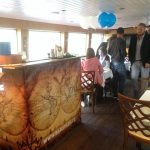 Barový catering na lodích