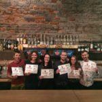 10.-14.9.2018 5denní barmanský kurz