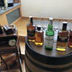 Whisky/ey degustace