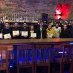 3.-6.12.2018 4denní barmanský kurz