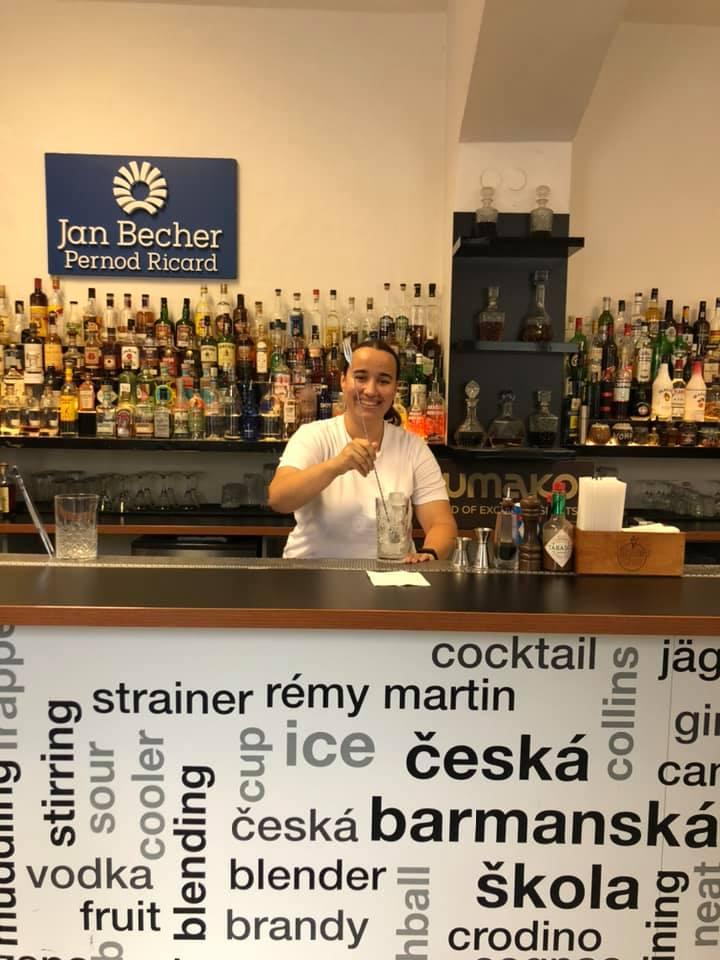 1denni barmanský kurz - Česká Barmanská Škola