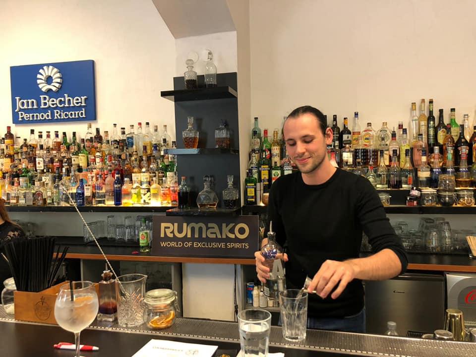Jednodenní barmanský kurz - Mix it up