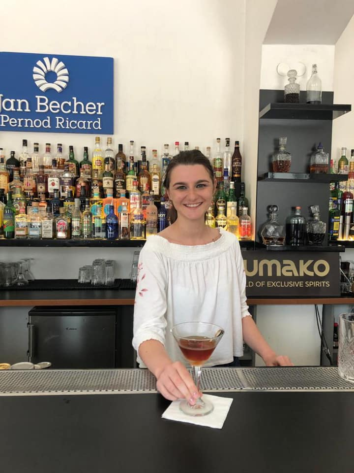 1denni barmanský kurz