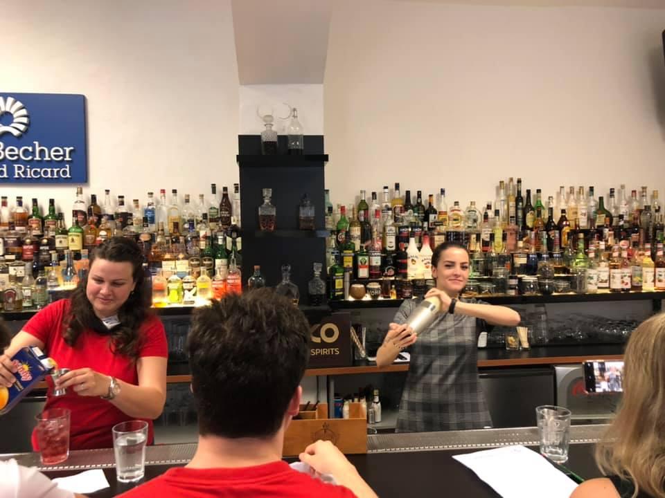 Jednodenní barmanský kurz