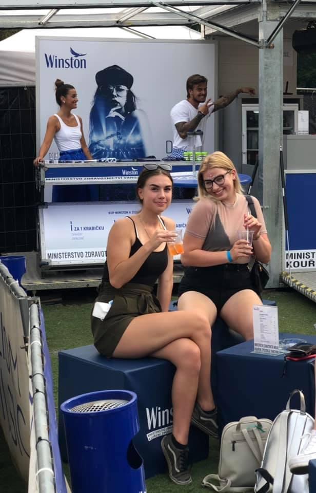 Lucerna Music Bar Open Air 2021