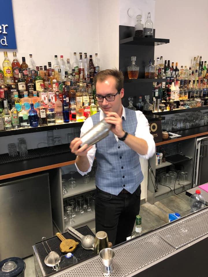 1 denní barmanský kurz